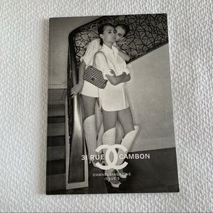 Authentic Chanel 31 rue cambon magazine